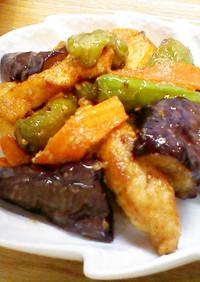 簡単作りおきOK♪鶏肉と夏野菜のマリネ♪