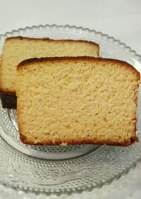 394㌍☆ヘルシー☆カステラ風ケーキ