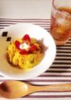 簡単リメイク☆かぼちゃサラダ☆バター風味