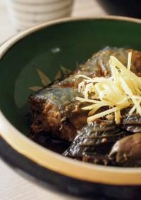 ご飯進みすぎ♪鯖と茄子の味噌煮