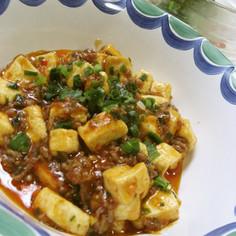 四川風  麻婆豆腐