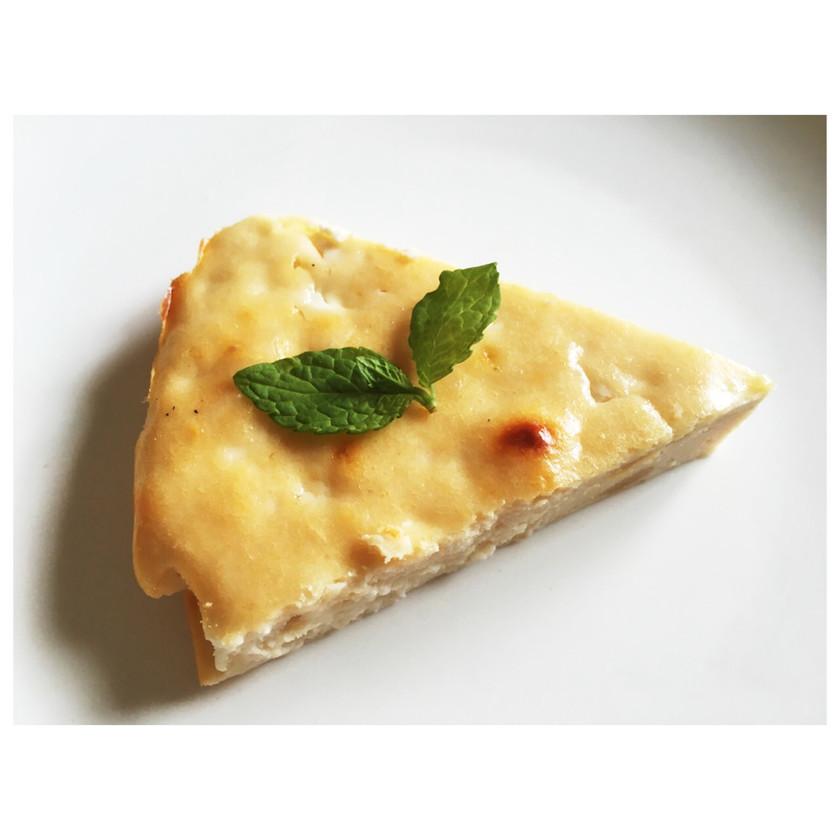 ダイエット中のおやつに♡チーズケーキ