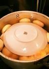 【男の料理】桃のまるごとコンポート