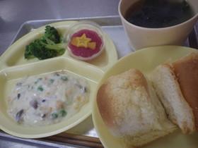 栄養満点ワカメスープ
