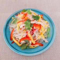 ベトナム風春雨サラダ
