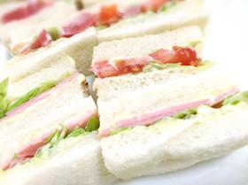 一口サンドイッチ