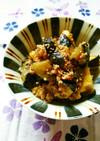 レンジで簡単☆米なすの味噌そぼろ煮。