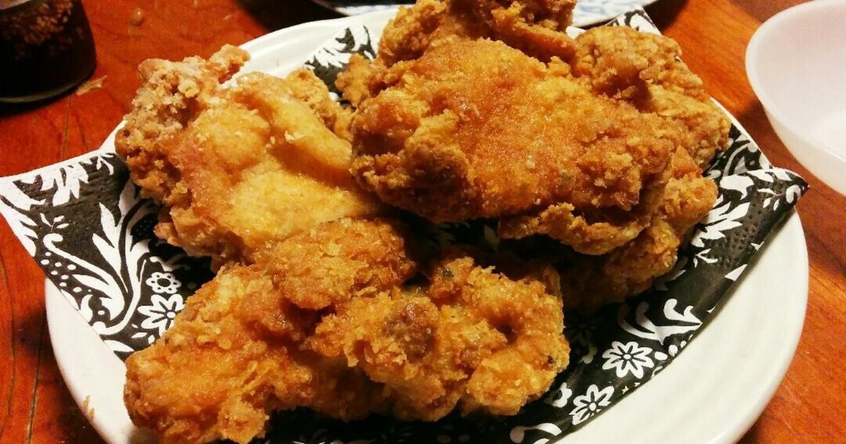 ケンタッキー チキン レシピ なんちゃってKFC(フライドチキン)