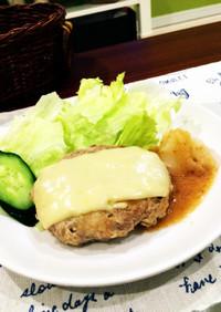 簡単 お豆腐ハンバーグ☆