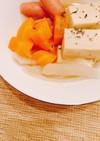 凍り豆腐と人参のコンソメ煮