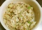 【簡単】枝豆とツナマヨポテサラ