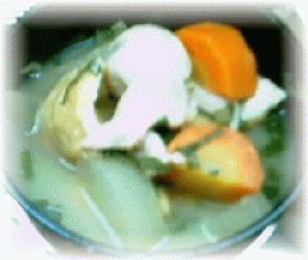 冷え症さんの豚汁