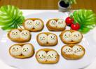 簡単!可愛い♡アザラシの稲荷寿司♡