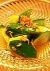 ゴマ油風味のやみつきキュウリ by コシカタ