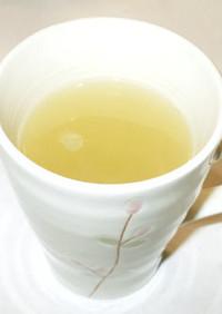 風邪・冷え性に簡単!とろみ生姜蜂蜜レモン