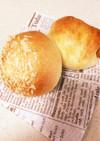 HB使用!焼きカレーパン&ウインナーパン