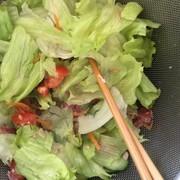 しっとり食べる☆シーチキンサラダの写真