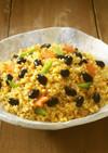 簡単丹波黒豆と新米のあかねご飯
