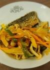『かえし』で魚の南蛮漬け♪鯵・鰯・秋刀魚