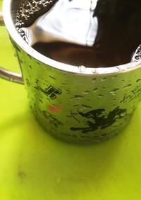 私的☆氷なしで冷たく飲む麦茶
