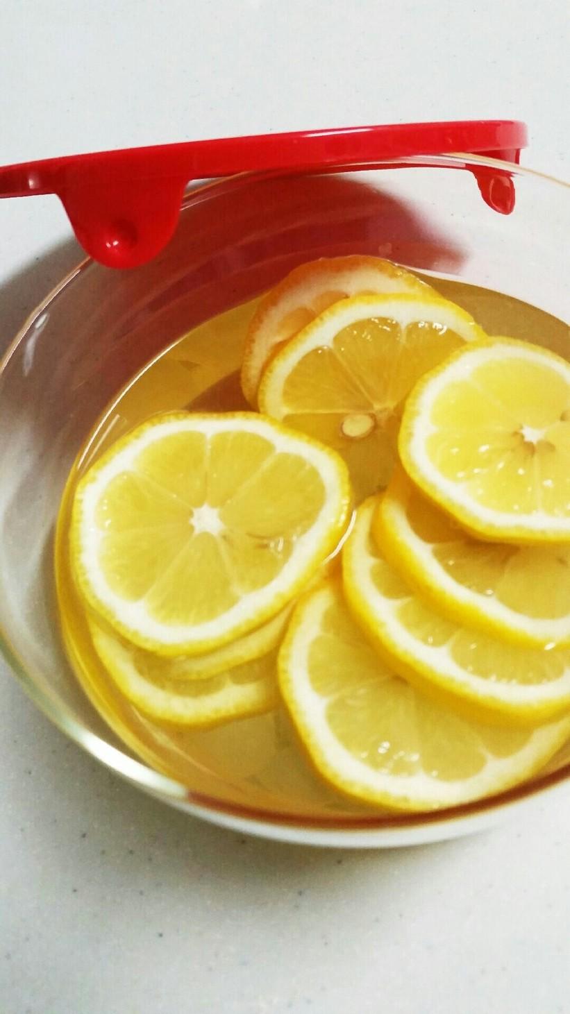 甘くて美味しいレモン酢・健康ダイエット♪