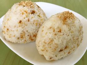 ☆サバの味噌煮 梅チーズ おにぎり