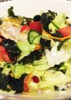簡単チョレギサラダ!レタス大量消費レシピ