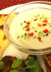 我が家のライタ☆インドのヨーグルトサラダ