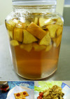 簡単!手作りりんご酢…からのりんご活用法