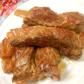 肉はアルギニンを多く含む食材です
