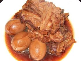 パイカ(豚バラ軟骨)の煮物