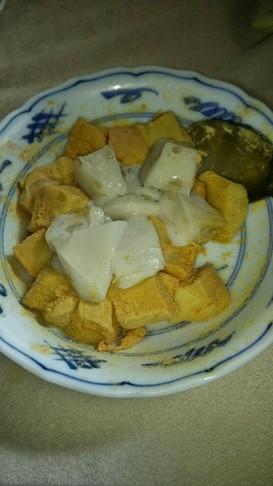低糖質・豆乳わらび餅【サイリウム餅】