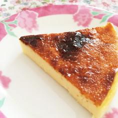 簡単☆濃厚チーズケーキ