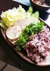 超簡単☆鶏ハムでサラダカオマンガイ
