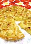 【簡単】美味しい本格アップルパイ♪