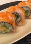 おもてなし♡わかりやすい裏巻ロール寿司