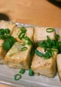 簡単 揚げ出し豆腐