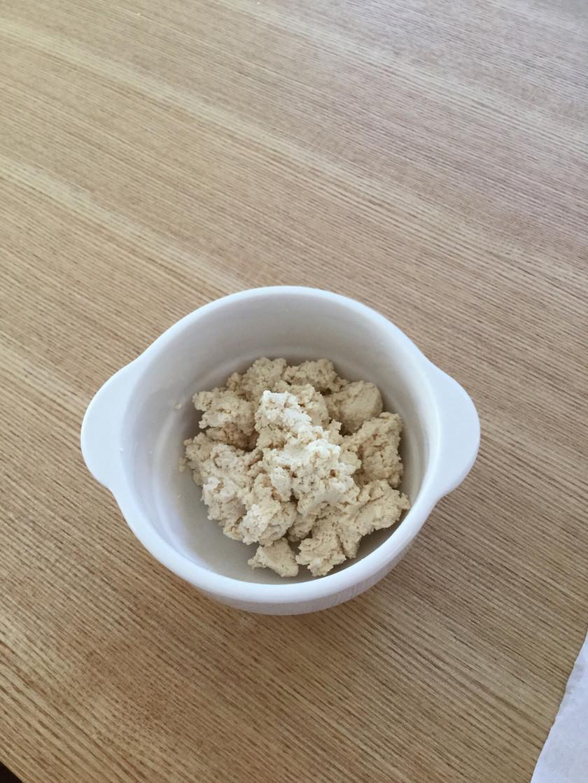 カッテージチーズ豆乳編