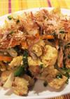 栄養満点☆高野豆腐で作るゴーヤチャンプル