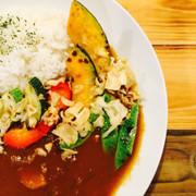 夏野菜たっぷり☆カレーライスの写真