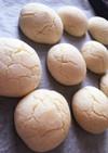 簡単 発酵不要☆もちもちチーズパン