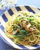 和風カレー味✿ほうれん草と豚肉スパゲティ