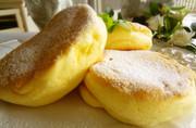 幸せのパンケーキ風ふわふわパンケーキ♬の写真