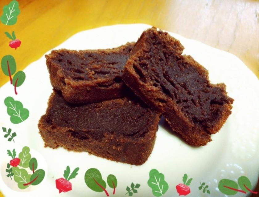 簡単なのに濃厚なチョコレートケーキ