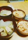 冬瓜鶏肉煮物