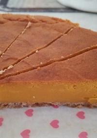 簡単かぼちゃケーキ