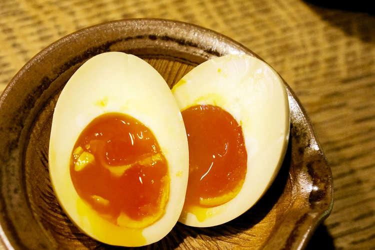 殻 ゆで 簡単 卵 むき