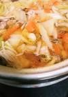 ☆旨味たっぷり醤油ベース鍋☆