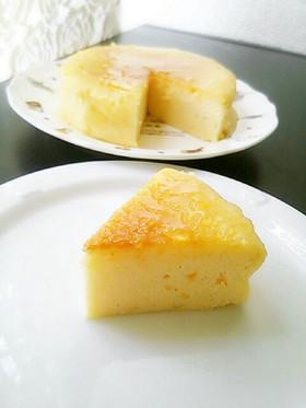 ふわふわ♡スフレチーズケーキ