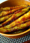土用の丑の日♡鰻のタレで作る茄子の蒲焼き